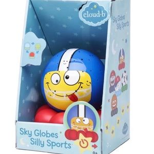 🆕 🔥5/$15🔥 Sky Globe Silly Football Night Light